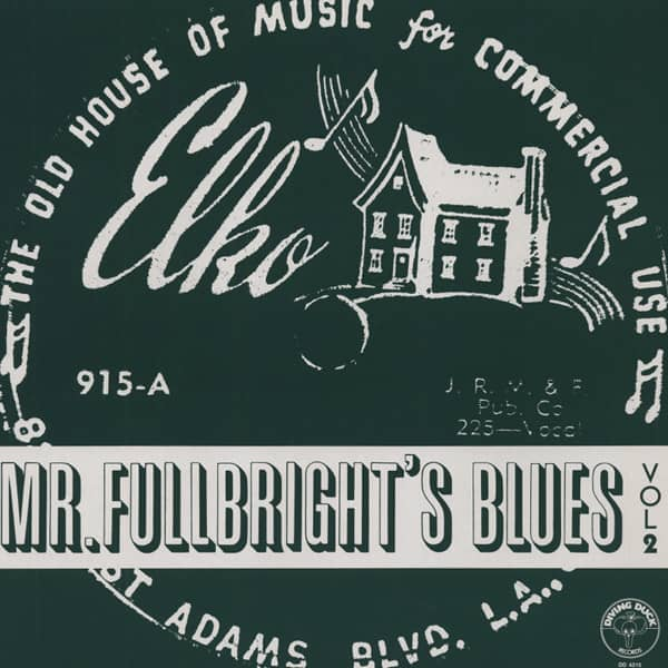 Mr.Fulbrights Blues Vol.2