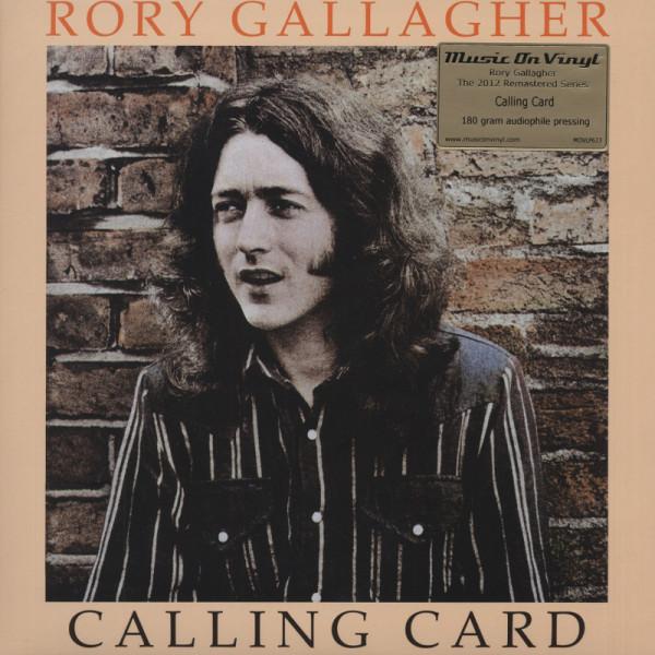 Calling Card 180 g Vinyl