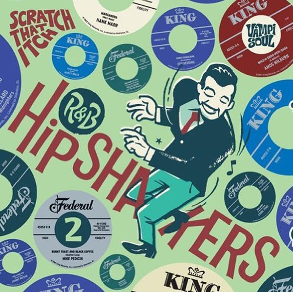 Vol.2, R&B Hipshakers (2-LP)