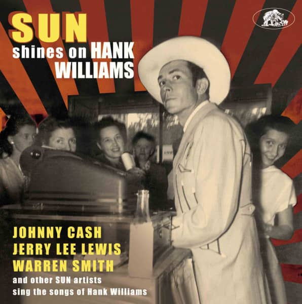 Sun Shines On Hank Williams - Sun Artists Sing The Songs Of... (CD)