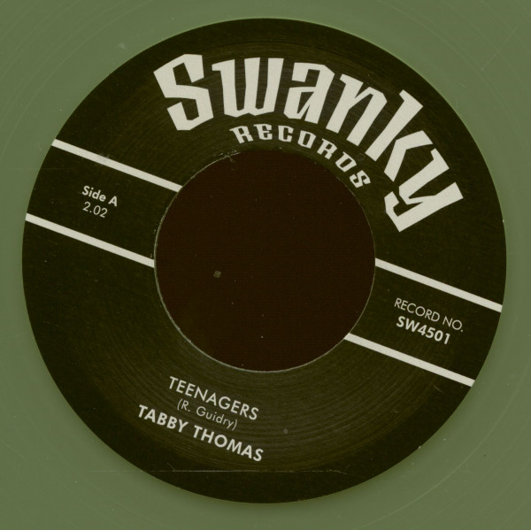 Teenagers - Swanky DJ Series (7inch, 45rpm, BC)