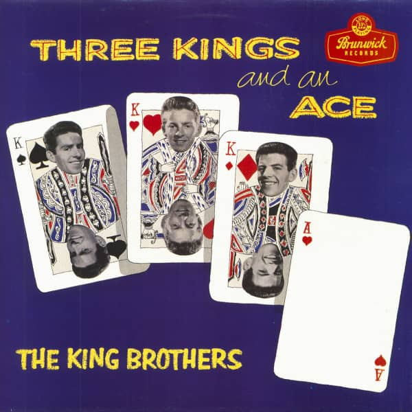 Three Kings And An Ace (LP)