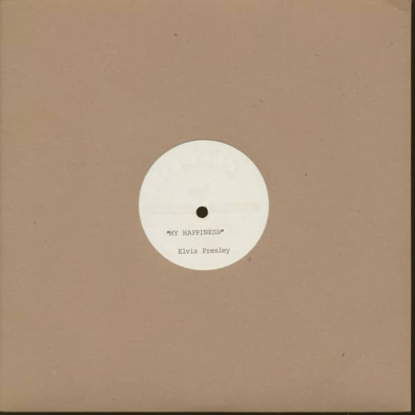 My Happiness - That's When Your Heartaches Begin (10inch, 45rpm, Ltd.)