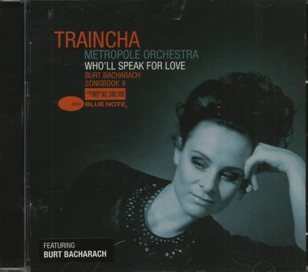 Who'll Speak For Love (CD)
