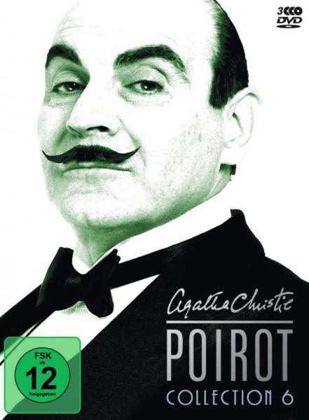 Hercule Poirot Vol.6 (4-DVD)