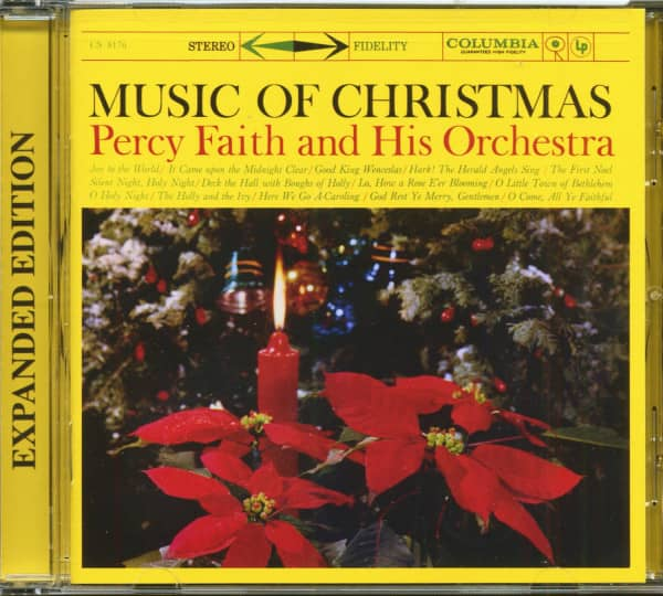 Music Of Christmas - Expanded Edition (CD)