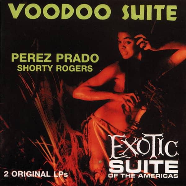 Voodoo Suite - Exotic Suite (CD)