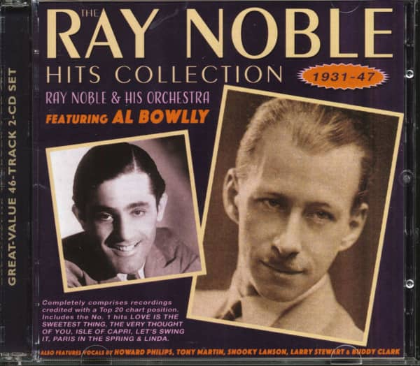 The Ray Noble Hits Collection 1931-1947 (2-CD)