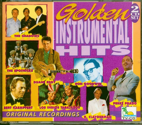 Golden Instrumental Hits (2-CD)