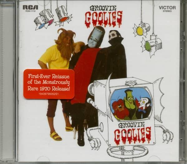 Groovie Goolies (CD)
