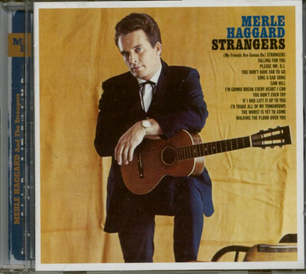Strangers - Swinging Doors And The Bottle Let Me Down (CD)