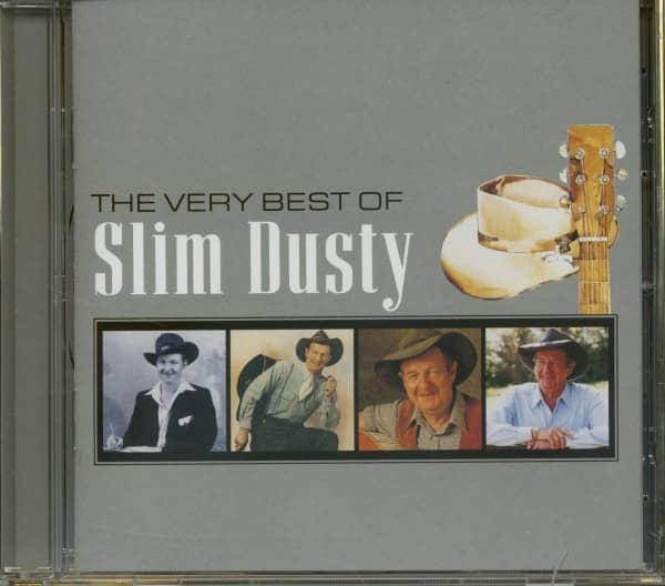 The Very Best Of Slim Dusty (CD)