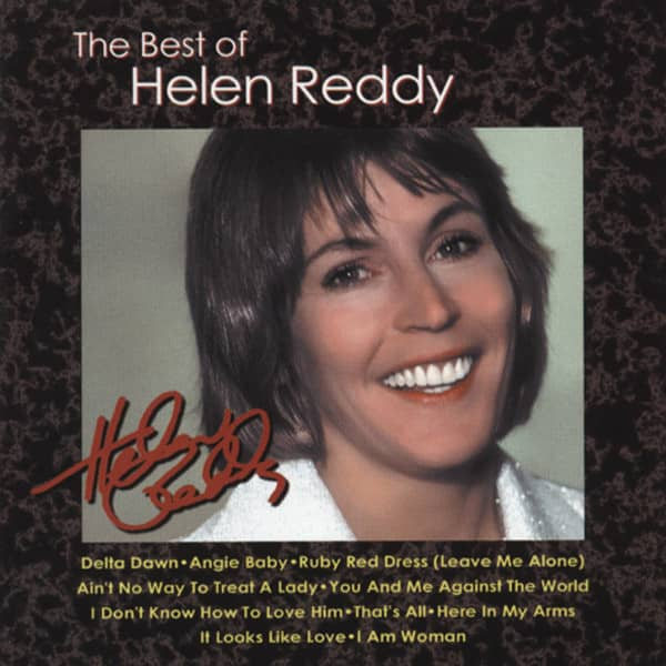 Helen Reddy CD: Best - Bear Family Records