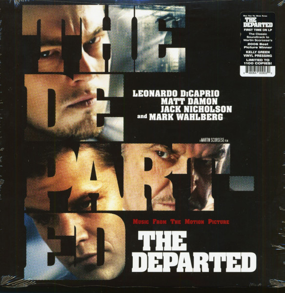 The Departed - Music From The Motion Picture (LP, Ltd.)