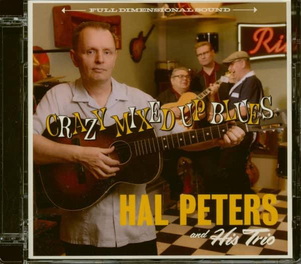 Crazy Mixed Up Blues (CD)