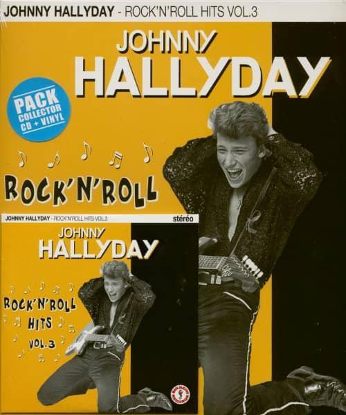 Rock'n'Roll Hits Vol.3 (10inch LP plus CD)