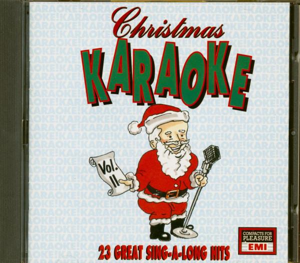 Christmas Karaoke Vol.2 (CD)