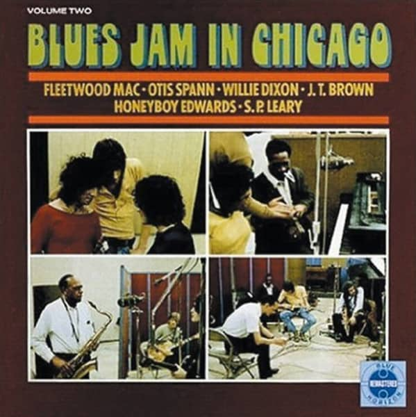 Blues Jam In Chicago Vol.2