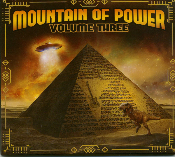 Volume Three (CD)
