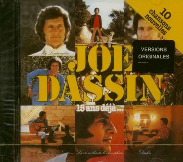 15 Ans Deja...(CD)