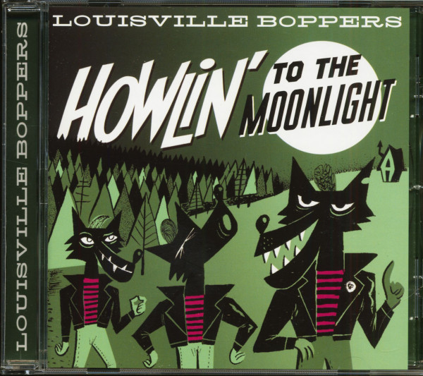 Howlin' To The Moonlight (CD)