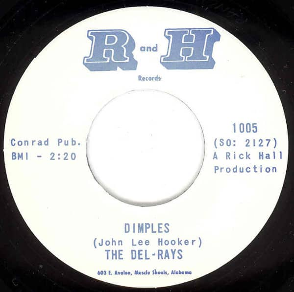 Fortune Teller - Dimples 7inch, 45rpm