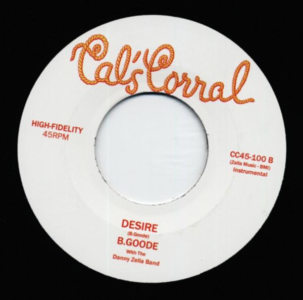 Desire - Planet Named Desire (7inch, 45rpm)