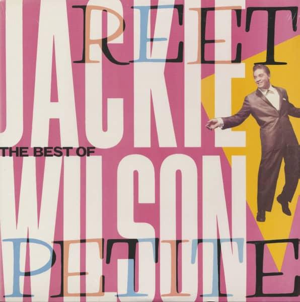 Reet Petite - The Best Of Jackie Wilson (LP)