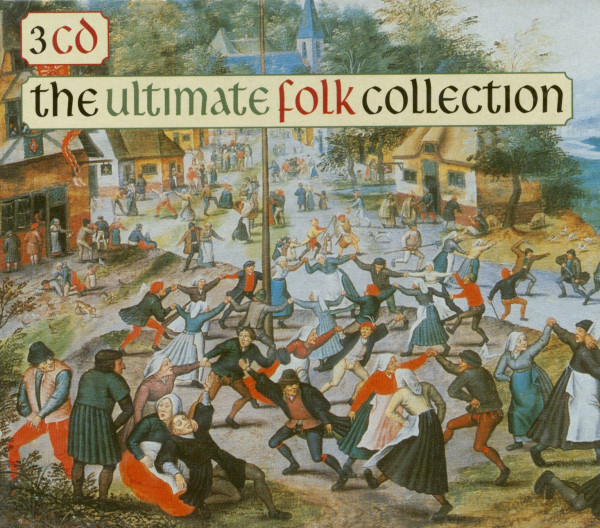The Ultimate Folk Collection (3-CD)