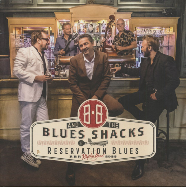 Reservation Blues (LP)