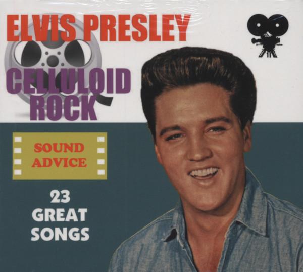 Celluloid Rock Vol.1 - Sound Advice (CD)