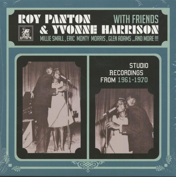 Studio Recordings From 1961 - 1970 (LP)