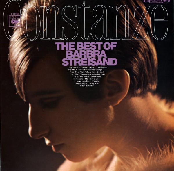 Constanze - The Best Of Barbra Streisand