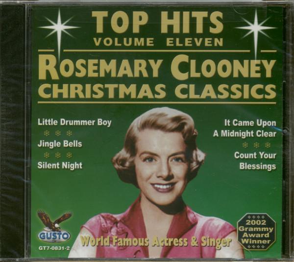 Top Hits Volume Eleven - Christmas Classics (CD)