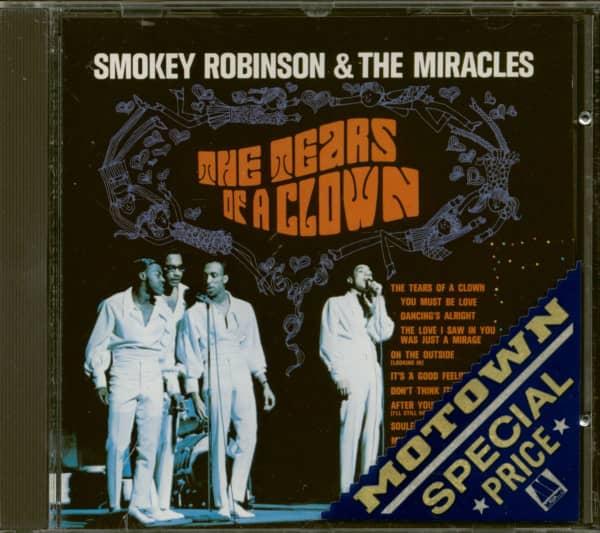 The Tears Of A Clown (CD)