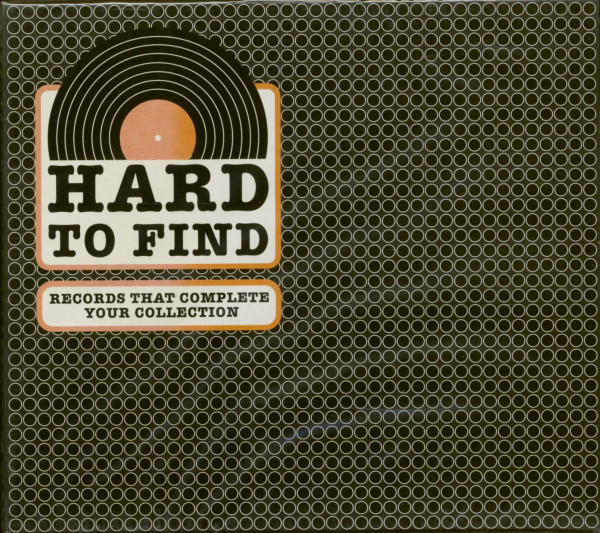 Hard To Find - Records That Complete Your Collection (3-CD)