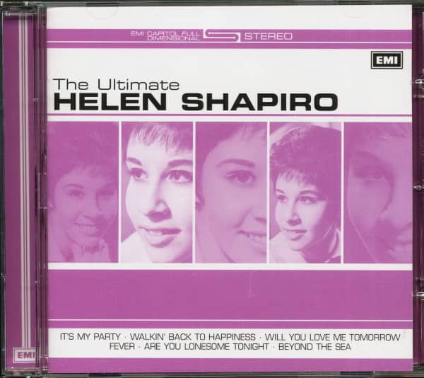 The Ultimate Helen Shapiro (CD)