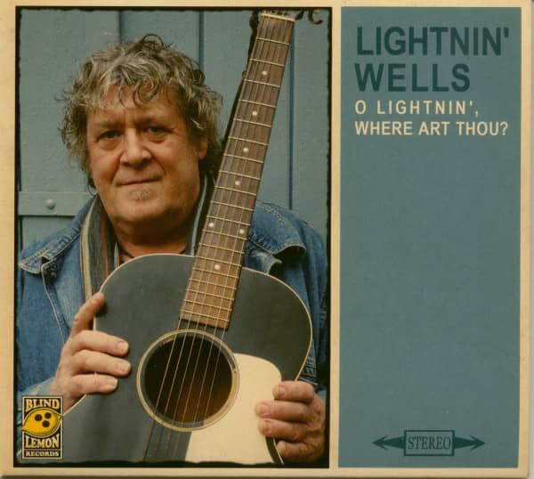 O Lightnin' Where Are Thou? (CD)