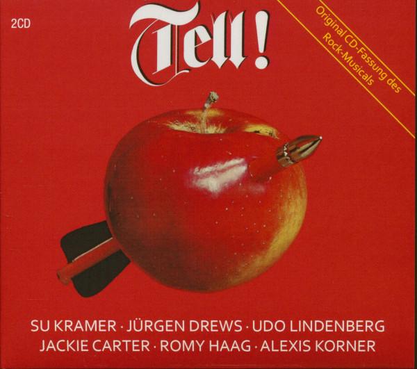 Tell! Original CD Fassung ds Rock Musicals (2-CD)