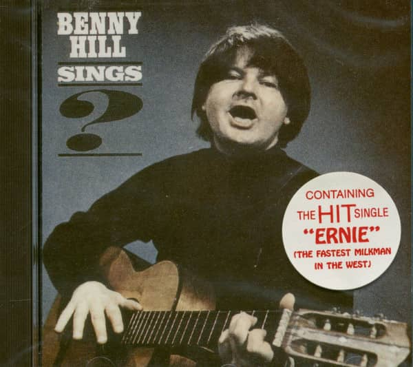The Compact Collection - Benny Hill Sings (CD)