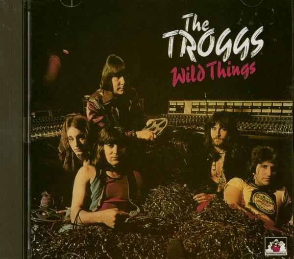 Wild Things...plus (CD)