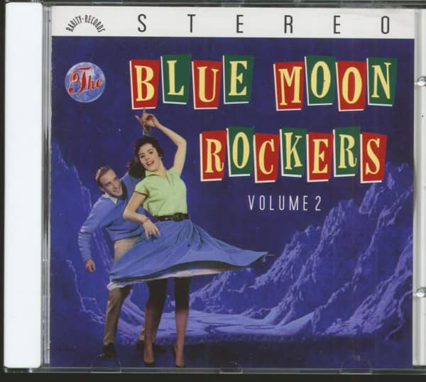 The Blue Moon Rockers Vol.2 (CD)