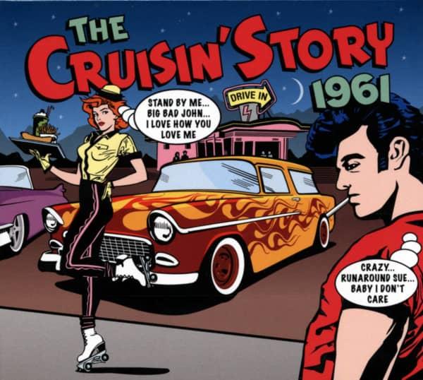 The Cruisin' Story - 1961 (2-CD)