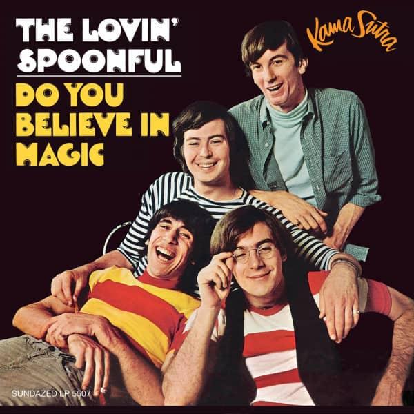 Do You Believe In Magic - 180 Gram Mono Edition LP