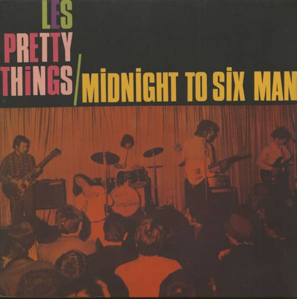 Midnight To Six Man (LP)
