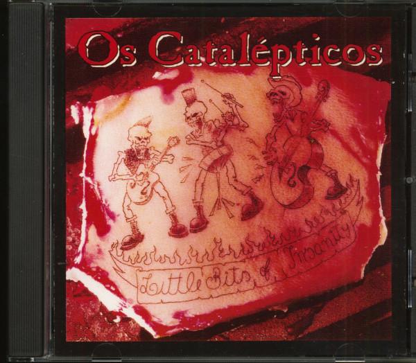 Os Catalépticos (CD)