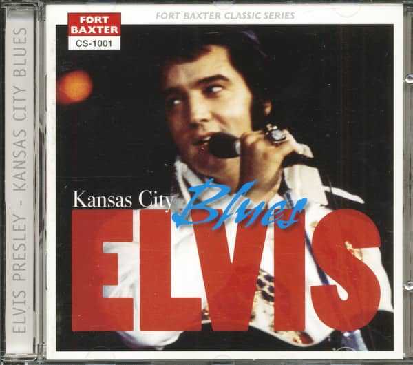 Kansas City Blues - Fort Baxter Classic Series (CD)