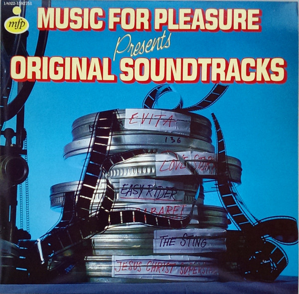Music For Pleasure Presents Original Soundtracks (LP)