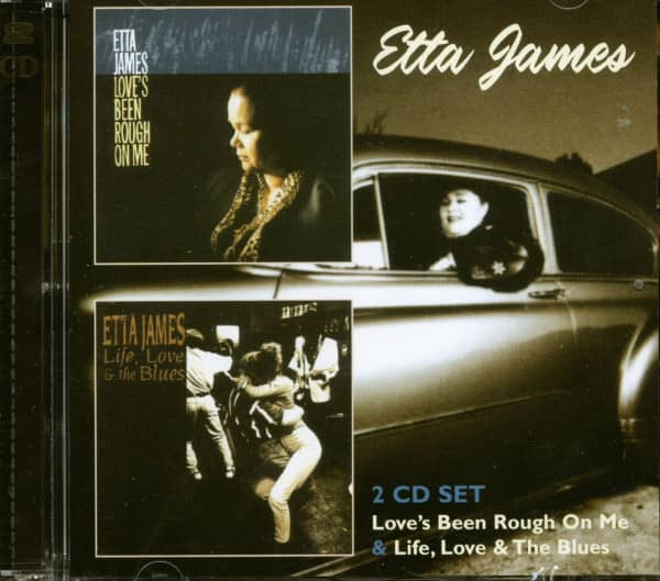 Love's Been Rough On Me - Life, Love & The Blues (CD)