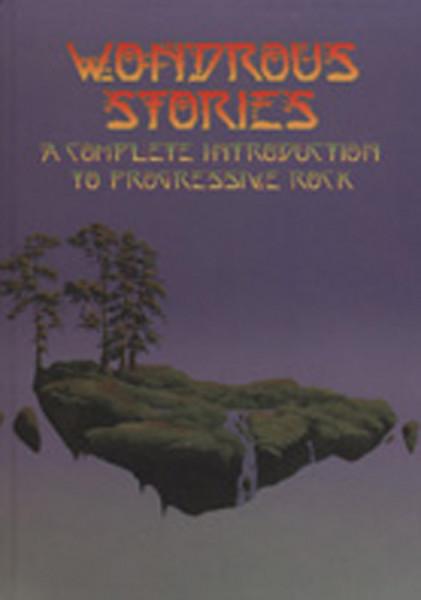 Wondrous Stories - Progressive Rock (4-CD)